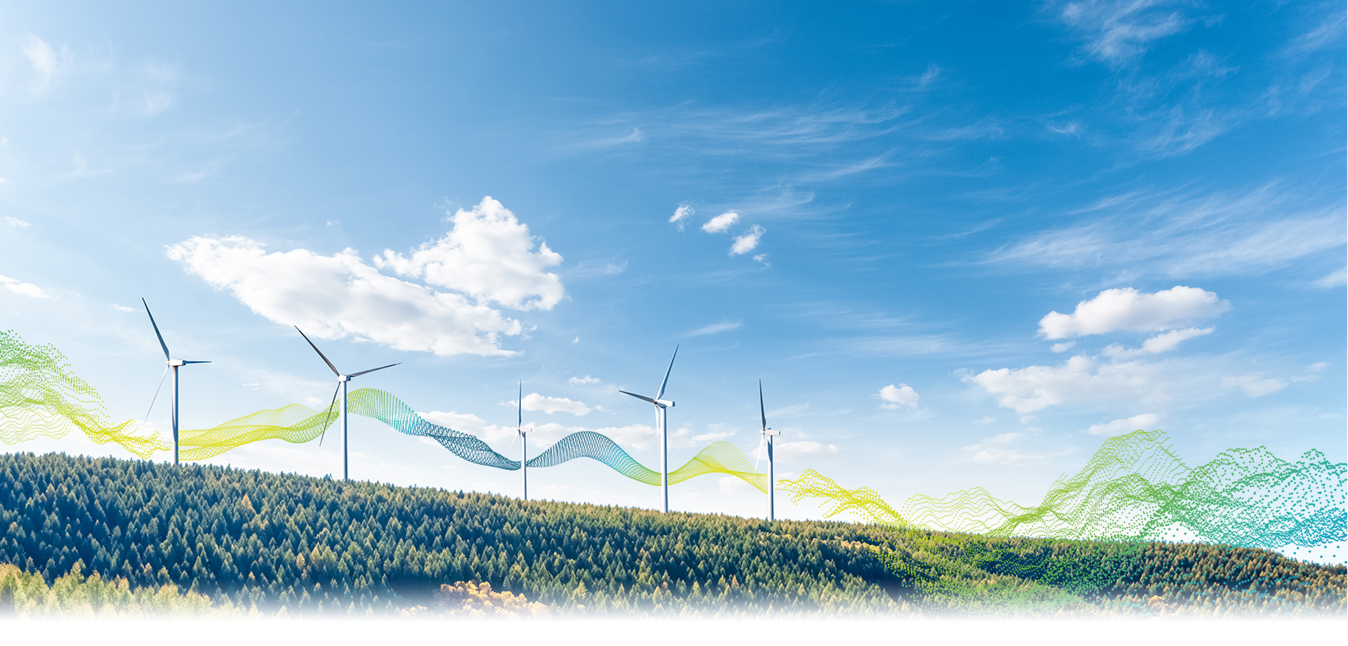 Qubit Engineering Wind Farm Management