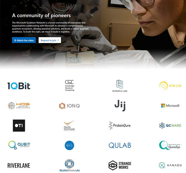Qubit Engineering joins Microsoft Quantum Network
