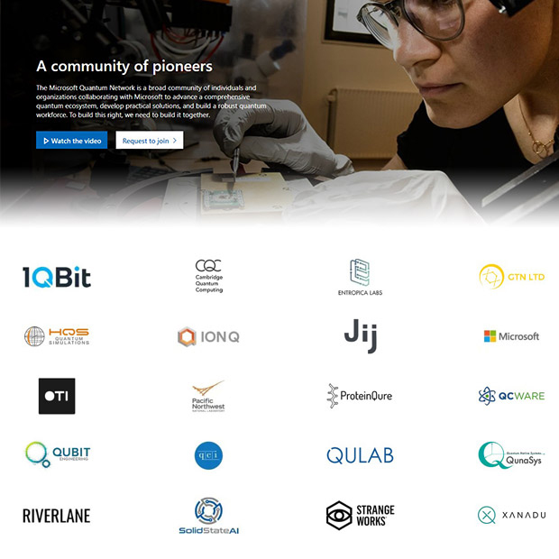 Quibt Engineering joins Microsoft Quantum Network